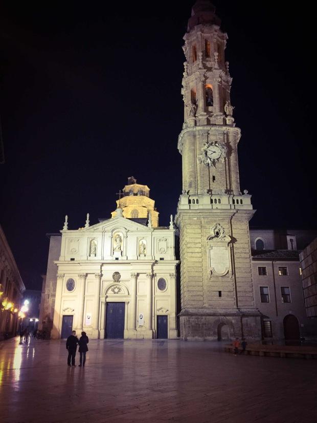Catedral de San Salvador La Seo, Zaragoza Saragozza, Aragona Spagna