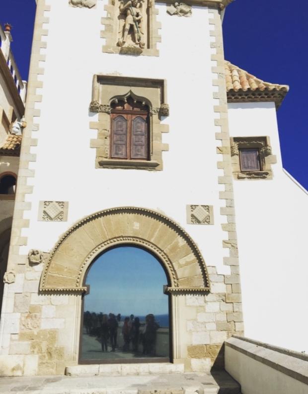 Museo Cau Ferrat, Sitges, Spagna.