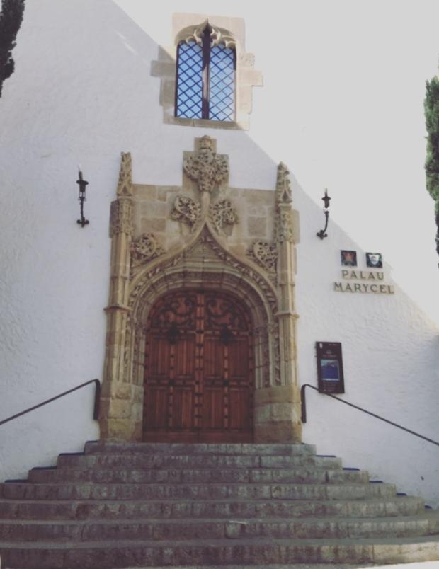 Palau Maricel, Sitges, Spagna.