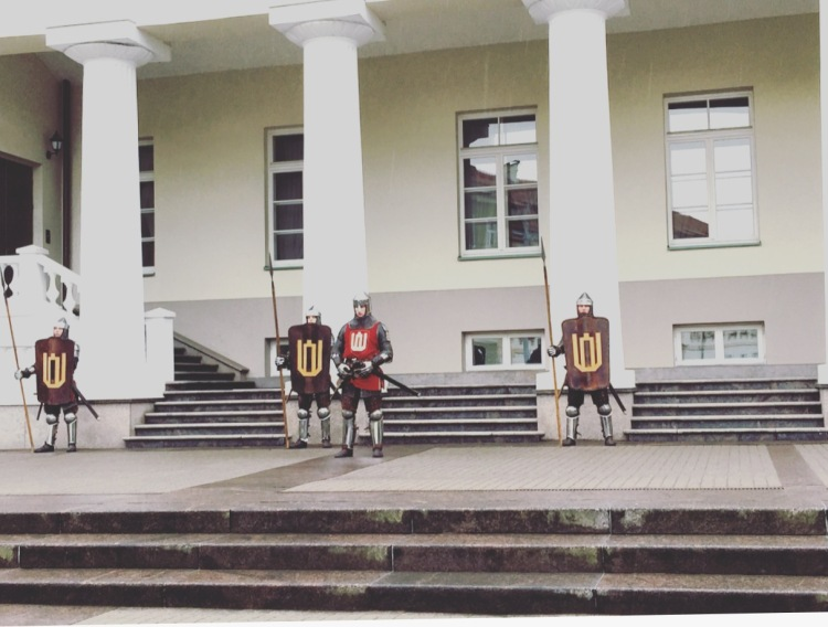 Palazzo presidenziale Vilnius, Lituania, Lithuania, Presidential palace