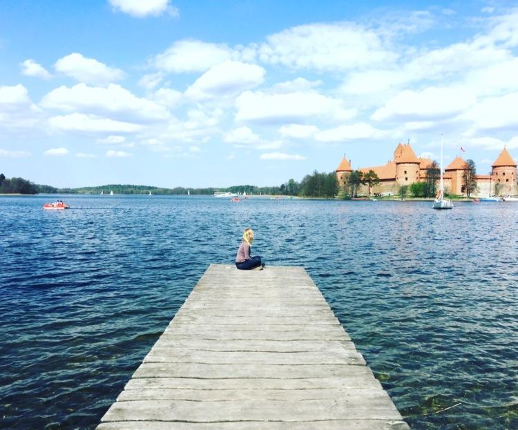 Castello di Trakai, Lituania, Lithuania.