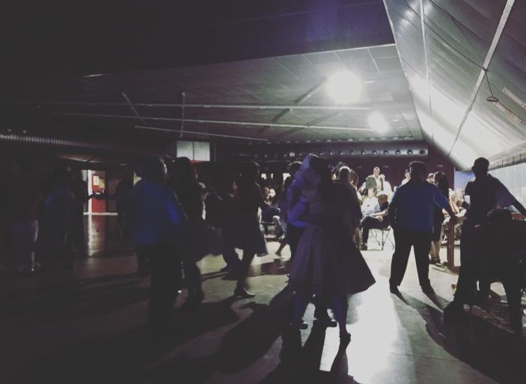 Screaming rockabilly festival swing, Spain, Spagna, Calella