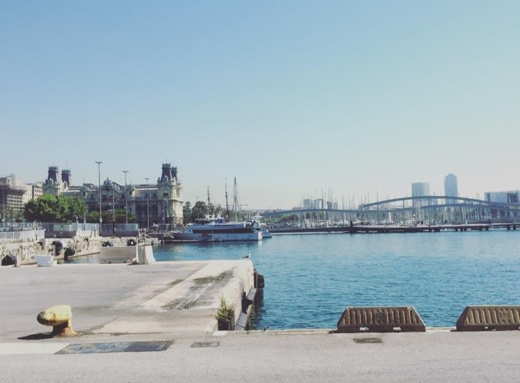Marina, Barcellona, Barcelona, Spagna, Spain