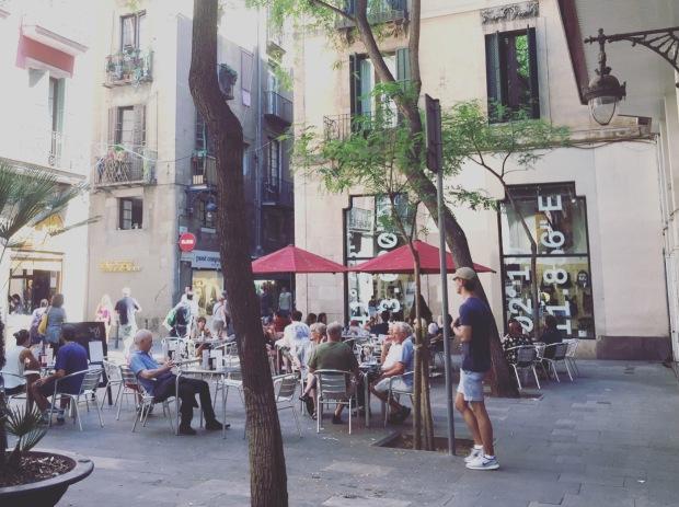 Raval, Barcellona, Barcelona, Spagna, Spain