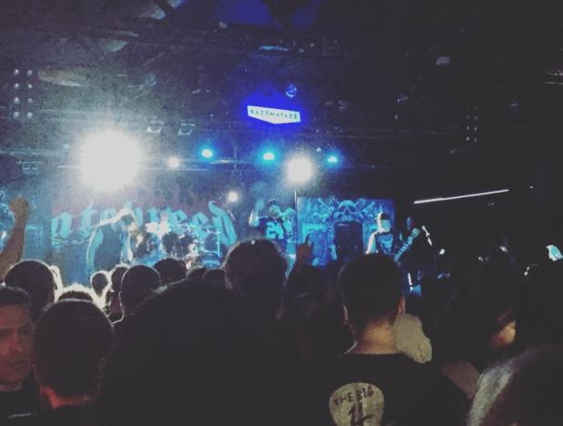 Hatebreed, Razzmatazz, Barcellona, rock, live, Barcelona, Spagna, Spain