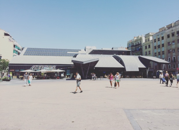 Mercat de la Barceloneta, Barcellona, Barcelona, Spagna, Spain, Catalunya