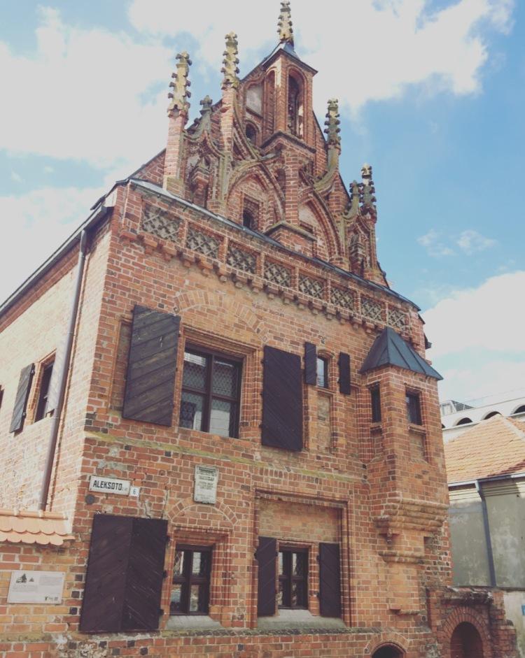 House of Perkunas, Kaunas, Lituania, Lietuva