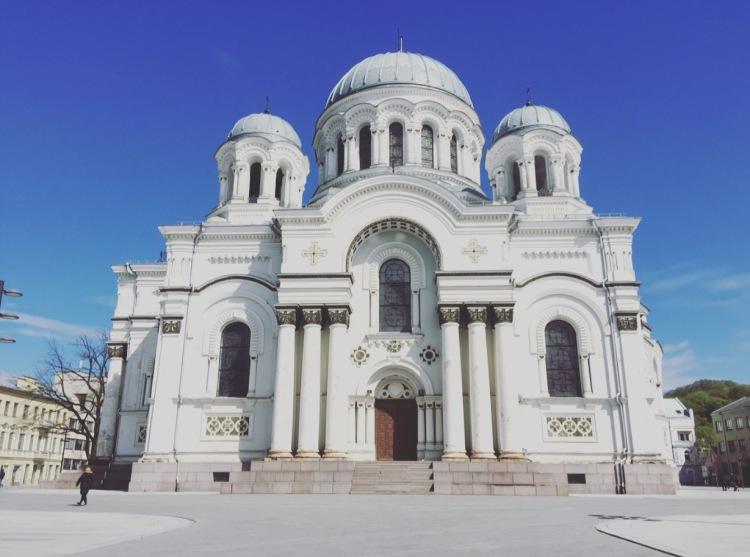 Chiesa di San Michele Arcangelo, Kaunas.