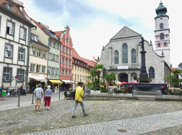 Stephanskirche Lindau, Germania, Germany, Deutschland, Bavaria, Baviera