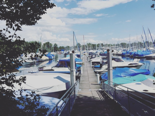 Langenargen porticciolo, porto, Germania, Bodensee, lago di Costanza, Baden Wurttemberg, Germania, Germany