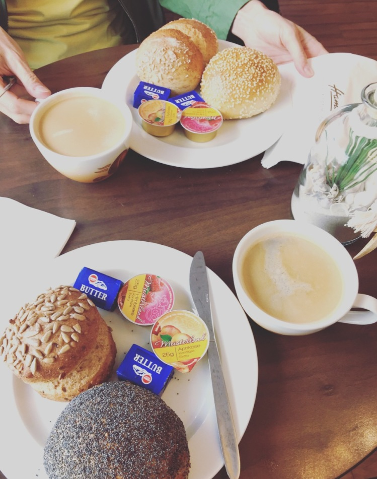 Hamma bakerei, colazione, breakfast, Bregenz, Austria, Vorarlberg