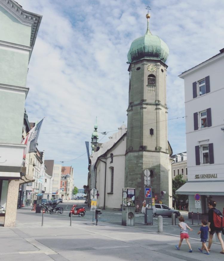Bregenz, Austria, Osterreich, Vorarlberg,