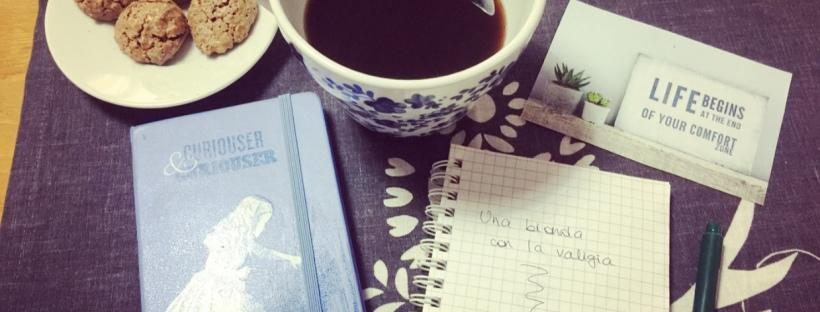 Caffè dolci, brutti ma buoni, buon 2018, appunti