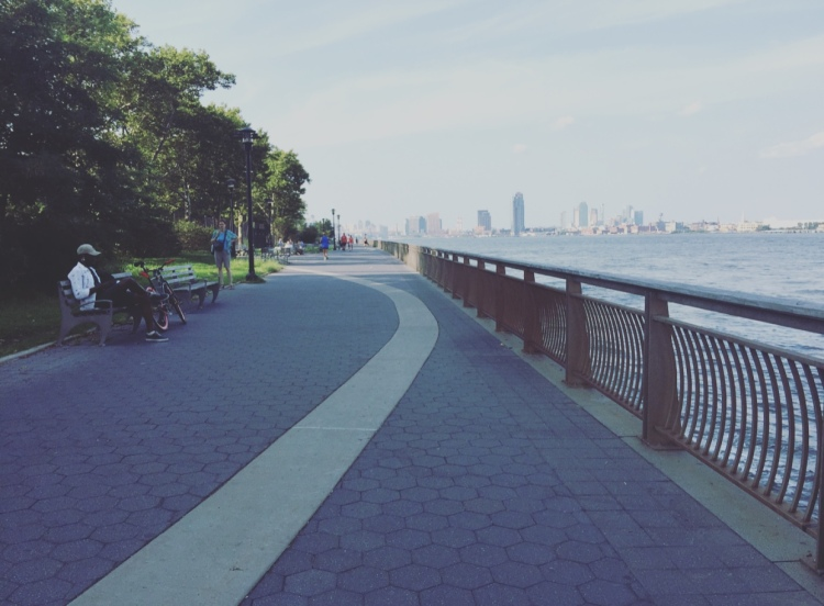 East River Park, Manhattan, New York.