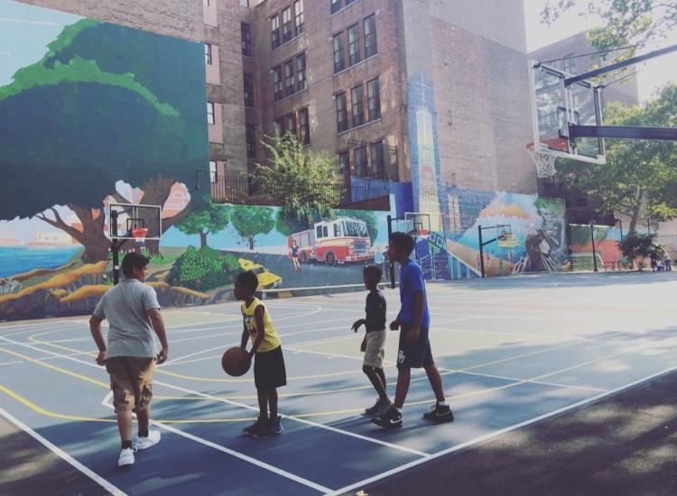 Lower East Side, Manhattan, New York.