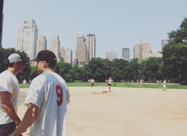 Central Park, Manhattan, New York.