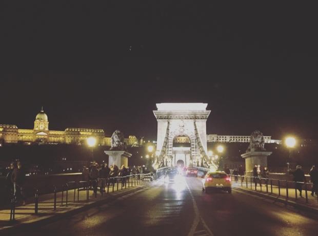 Ungheria, Budapest, Ponte delle catene.