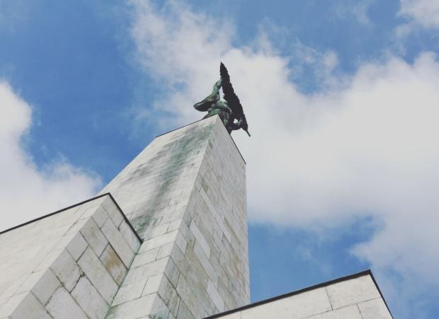 Monumento alla Liberazione, Budapest, Ungheria.