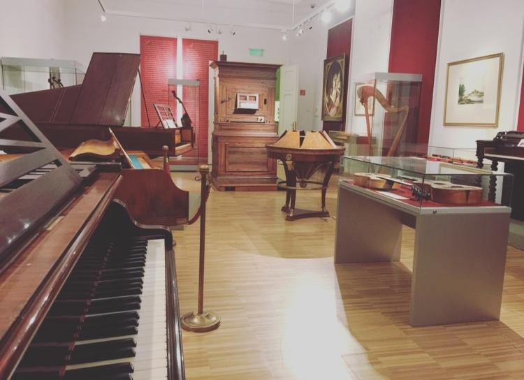Museo della storia della musica, Budapest, Ungheria.