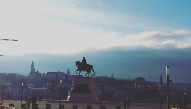 Piazza del Parlamento, Budapest, Ungheria