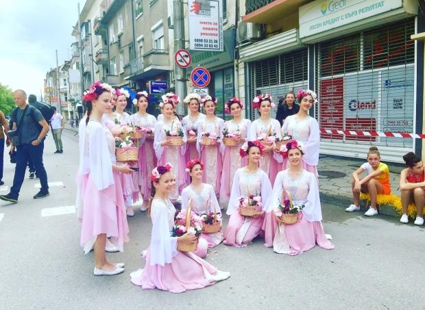 Festival delle rose, Kazanlak, Bulgaria.