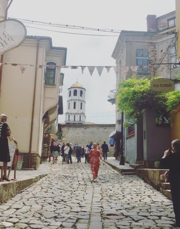 Chiesa dei Santi Costantin e Helena, Plovdiv, Bulgaria.