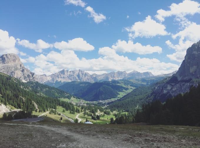 Corvara, Val Badia, Alto Adige, Dolomiti.