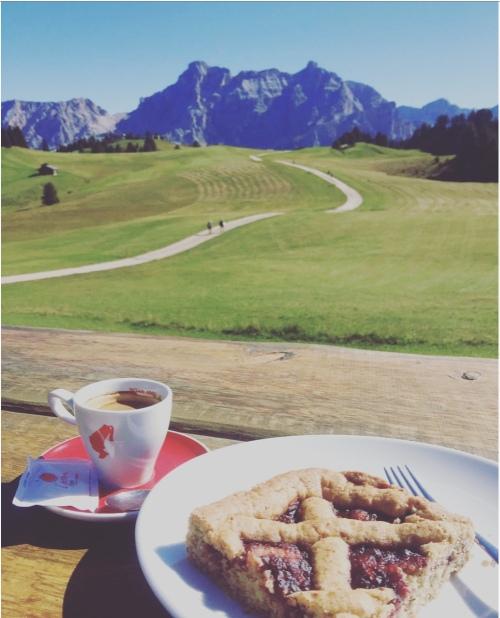 Rifugio Piz Arlara, Corvara, Val Badia, Alto Adige, Dolomiti.