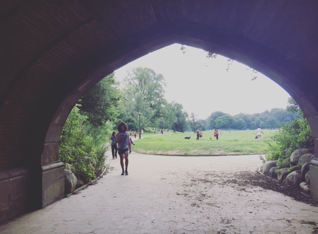 Prospect park, Brooklyn, New York.