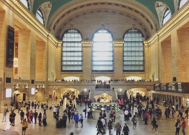 Grand Central Terminal, Midtown Manhattan, New York, Stati Uniti.