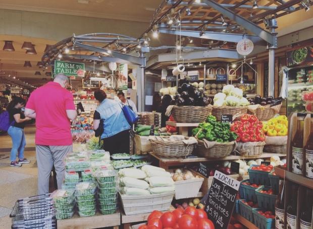 Grand Central Market, Midtown Manhattan, New York, Stati Uniti.