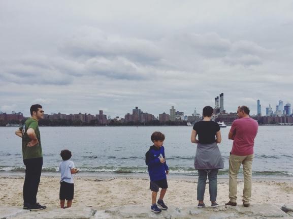 East River State park,, Williamsburg, Brooklyn, New York, Stati Uniti.