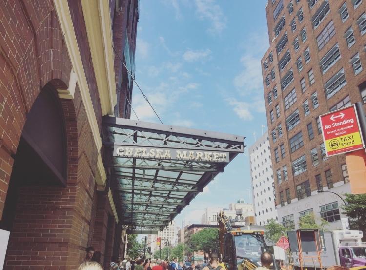 Chelsea Market, Manhattan, New York, Stati Uniti