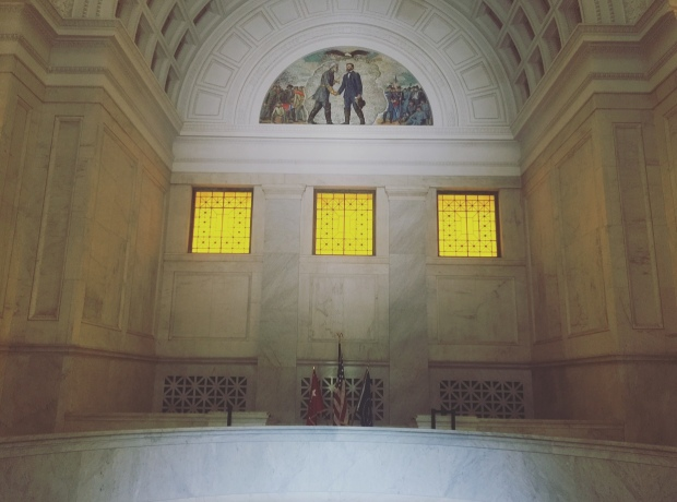 General Grant National Memorial, Manhattan, New York, Stati Uniti.