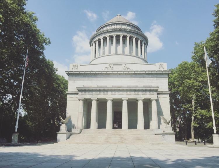 General Grant National Memorial, Manhattan, New York, Stati Uniti.