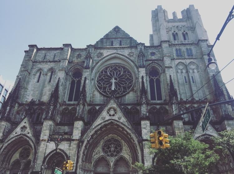 All Saints church, Harlem, Manhattan, New York, Stati Uniti.