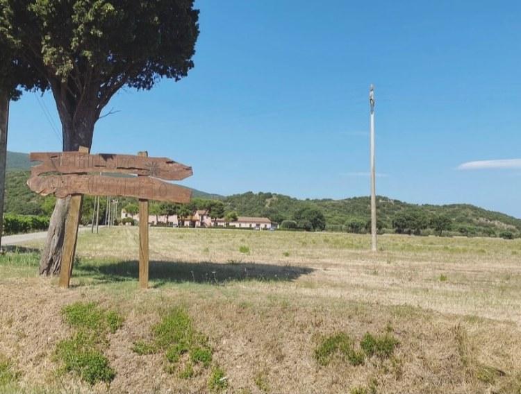 Toscana, Maremma, Monte Argentario, agriturismo.