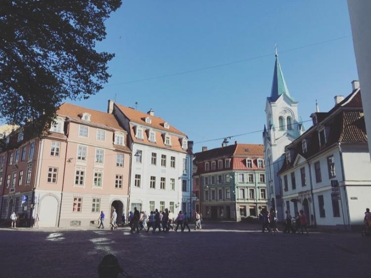 Riga centro storico